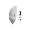 Phottix Double-Small Folding Shoot-Through Umbrella (91cm/36″)
