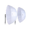 Phottix Premio Shoot-Through Umbrellas 85cm/33″ and 120cm/47″