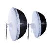 Phottix Premio Reflective Umbrella White Diffuser 85cm/33″ and 120cm/47″
