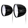 Phottix Raja Deep Quick-Folding Softbox 60cm (24″) 80cm (32″)