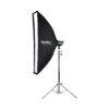Phottix Raja Quick-Folding Strip Softbox 30x140cm (12″x55″)