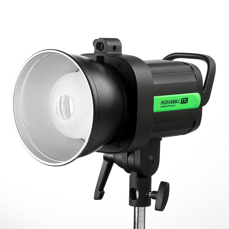 Phottix Indra500LC TTL Studio Light and Battery Pack