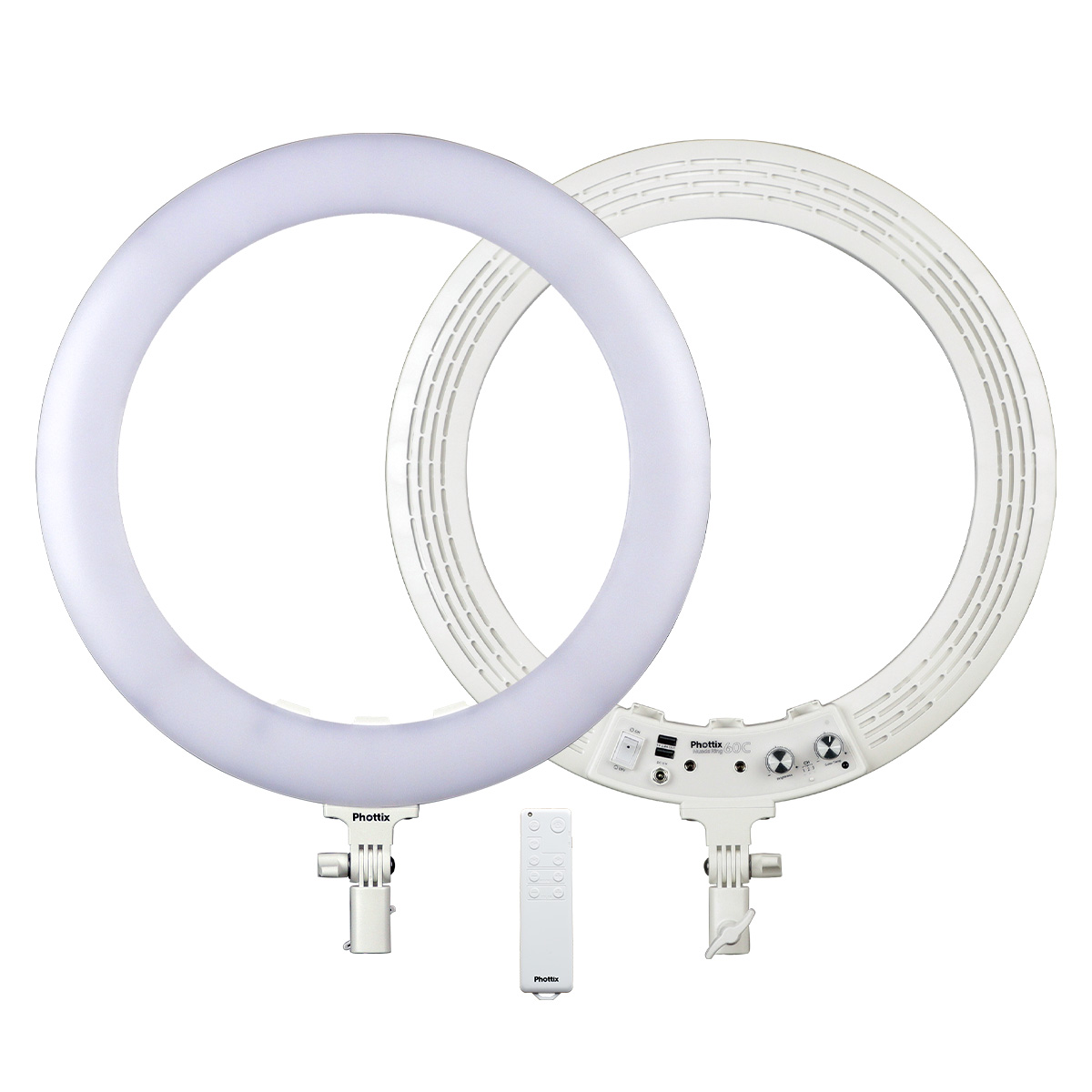 Phottix Nuada Ring60C LED Light Go Kit