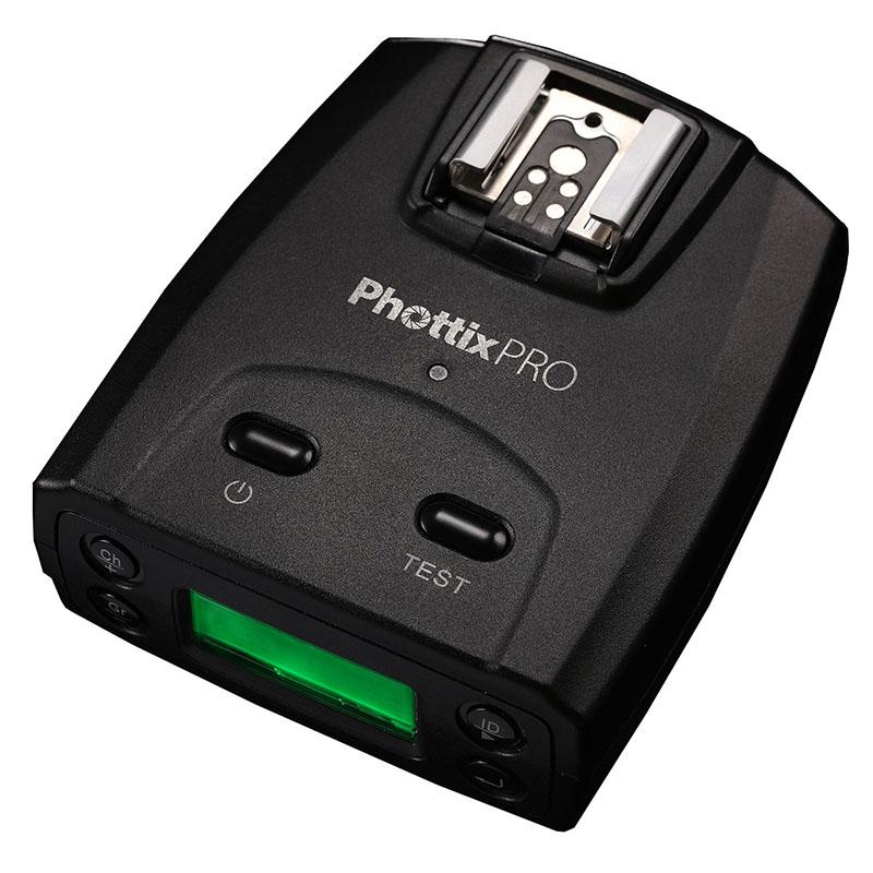 Phottix Odin™ II TTL Flash Trigger Receiver ( For Canon and Nikon )