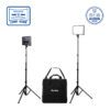 Phottix Nuada S3 II LED Light Twin Kit Set