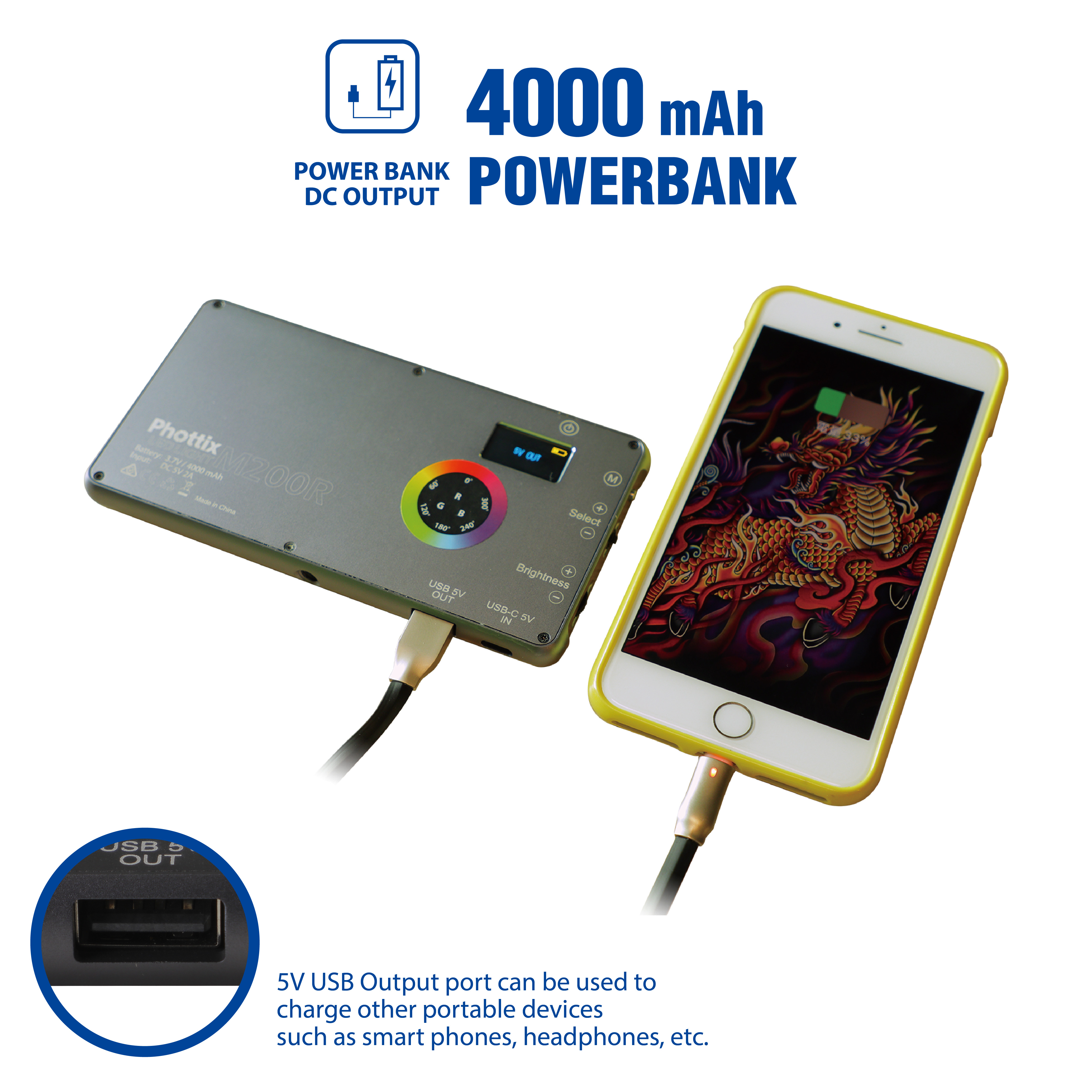 m200r powerbank