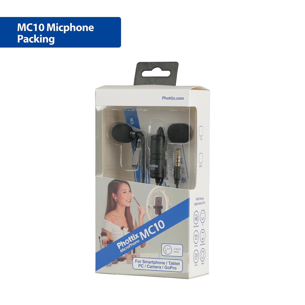 MC10 packing